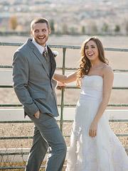 amercan canyon ranch wedding