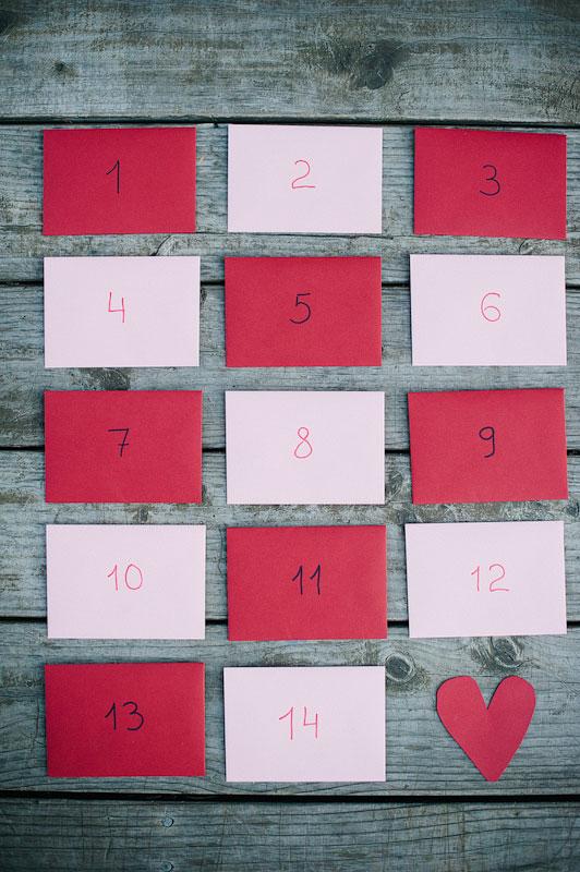 Valentine Calendar Ideas : Date idea valentine s day advent calendar pictilio