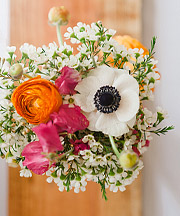 Floral arrangement by Floral Theory