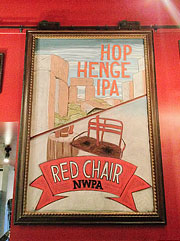 Red Chair NWPA - Best Beer Ever!