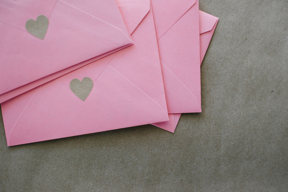 Pink Valnetines