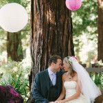 Adam+Suzanne Wedding at San Mateo Garden Center