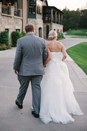 Wedding at Sharon Heights Golf and Country Club