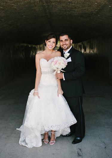 Greek wedding in San Francisco