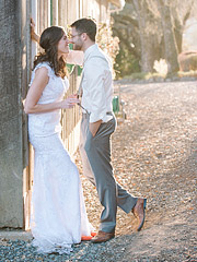 Wedding at Annadel Estate Winery