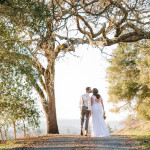 Melissa & LachlanAnnadel Estate Winery Wedding