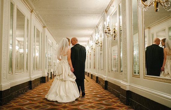 Wedding photography at Westin St. Francis