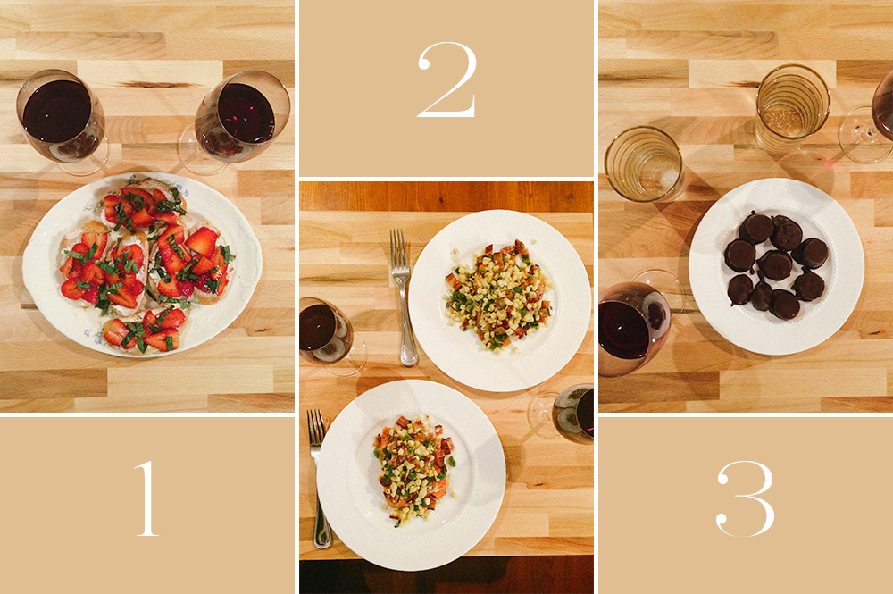 how to cook a three course meal A new way to dinner, co-authored by food52's founders amanda hesser and merrill stubbs, is an indispensable playbook for stress-free meal-planning (hint: cook foundational dishes on the weekend and mix and match 'em through the week).