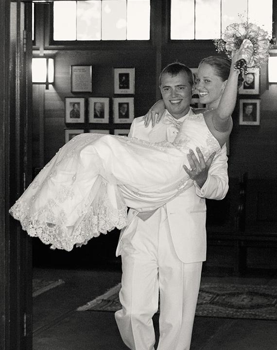 Anniversary Wedding Photo