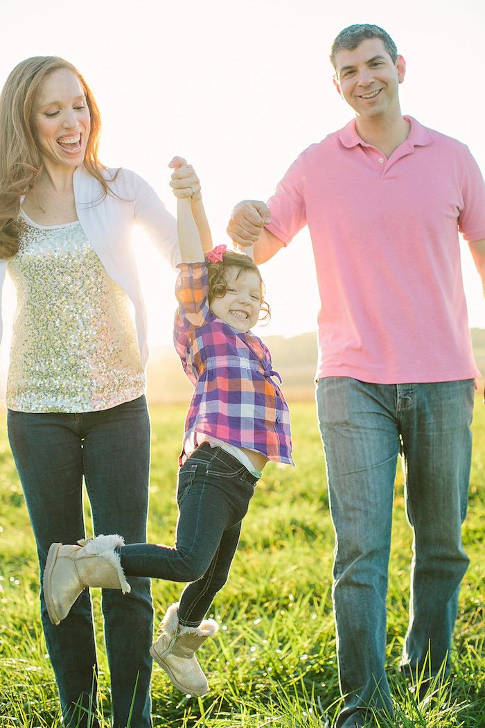 Lara Casey Family