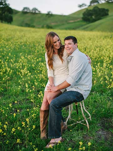 Engagement photography in the SF Bay Area