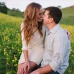 Garrett & Kimberly Lifestyle Engagement Portraits