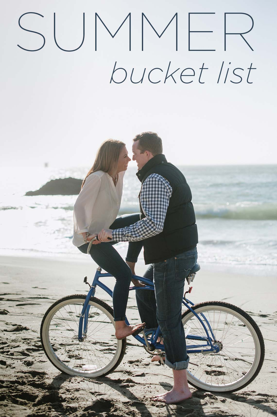 Summer Bucket List Date Idea