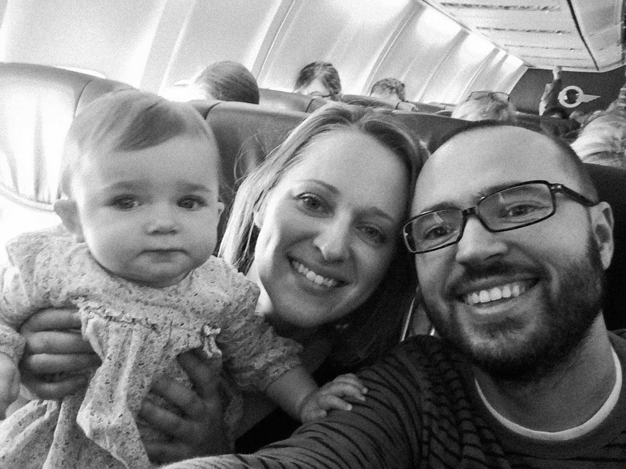 Rose's First Flight