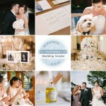 Collage of Greek Wedding we photographed in San Francisco