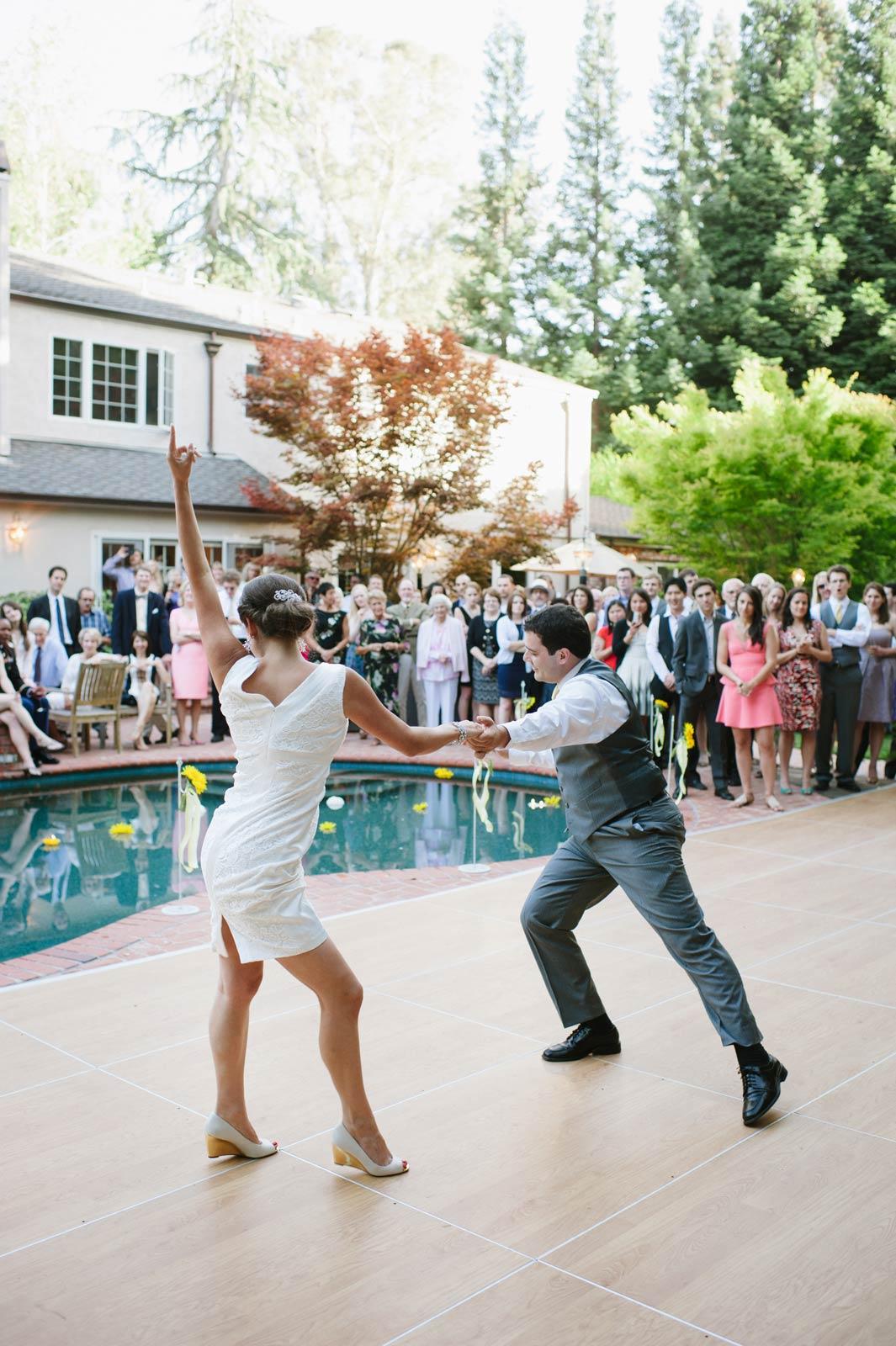 darling backyard wedding in san francisco mike u0026 alison pictilio