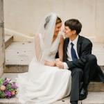 Shane + Kristi: Wedding at Westmont