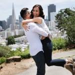 A Real San Francisco Proposal Scott+Andrea